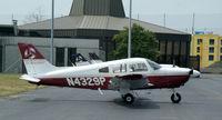 N4329P @ FRG - Archer at Republic...