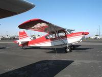 N5054B @ PAO - 1979 Bellanca 7ECA @ Palo Alto Municipal Airport, CA