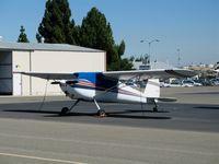 N2641N @ CCR - 1947 Cessna 120 @ Buchanan Field (Concord), CA