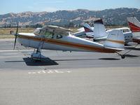 N89479 @ LVK - 1946 Cessna 140 @ LIvermore Municipal Airport, CA