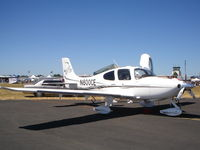 N800CE @ KHIO - N800CE parked as a static display at the Oregon International Airshow - by DPhelps