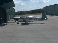 N252AS @ 1T7 - Plane being worked on at Kestrel Airpark - by Jon Yoder