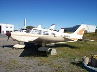 C-GNQC @ CYHZ - Piper PA-28-180 - by Mark Pasqualino