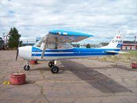 C-FVHR @ CYYG - Cessna 150 - by Mark Pasqualino