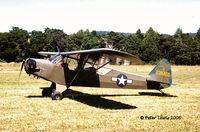 ZK-AIR - Piper J3C-65 Cub (ex L-4 Cub 42-38455) - by Peter Lewis