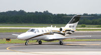 N61YP @ PDK - Taxing to Signature Air - by Michael Martin