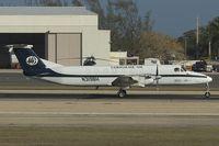 N319BH @ BQN - Corporate Air Beech 1900C