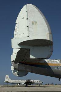 HI-542CT @ BQN - AMSA Lockheed L1049 Constellation