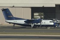 N801MR @ BQN - Homeland Security Dash8-100