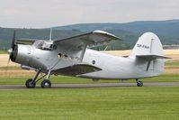 SP-FAH @ LOAG - Open day at Krems-Langenlois Airfield. - by Andy Graf-VAP