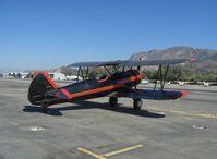 N59031 @ SZP - 1941 Boeing Stearman A75N1, Continental W670 220 Hp - by Doug Robertson