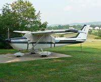 N2778L @ N05 - This well-kept 1967 Skyhawk resides at Hackettstown Airport. - by Daniel L. Berek
