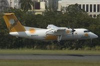 N881CC @ SJU - Carribean Sun Dash8-100