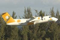 N288DH @ SJU - Carribean Sun Dash8-100