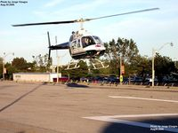 C-GGSX @ CNE - Bell 206 Helicopter at The Canadian National Exhibition - by Jorge Vinagre