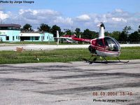 C-FRBI - R22 At Buttonville - by Jorge Vinagre