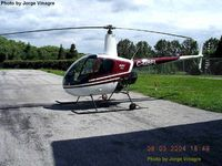 C-GBFL - R22 at Buttonville - by Jorge Vinagre