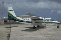 PJ-SEA @ CUR - Divi Divi Air BN2 Islander