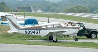 N4946T @ 44N - Aside the runway.