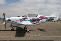 N669L - experimental turbo-prop - by Vladimir Kostritsa