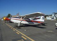 N185AW @ SZP - Cessna A185F SKYWAGON, Tri-blade prop - by Doug Robertson