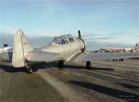 N101BW - North American AT-6 Texan - by Richard Filteau