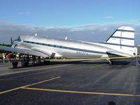 N922CA - Douglas DC-3 Priscilla