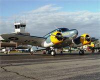 N6HS - Cessna T-50 Bobcat
