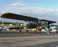N156FC - Fiesler Fi-156 Storch