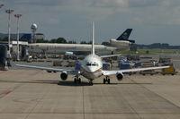 CN-RMN @ BRU - manoeuvring to leave BRUCARGO apron - by Daniel Vanderauwera