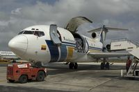 HK-1271 @ CUR - LAS Lineas Aereas Suramericanas Boeing 727-100F
