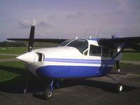 DIBHS @ LSZG - Turbo Skymaster II - by Villalumas