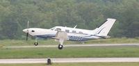 N10ST @ PDK - Departing Runway 2R - by Michael B. Martin