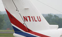 N71LU @ PDK - Tail Numbers - by Michael Martin