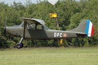 F-GDPC - Cessna L-19 Birddog