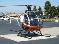 N1088Y @ CRQ - Civic Helicopters 1981 Hughes 269C @ McClellan-Palomar Airport, CA - by Steve Nation