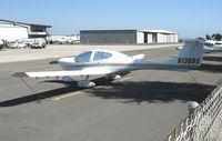 N138DS @ CRQ - F. William & Associates 2002 Diamond Aircraft DA40 @ McClellan-Palomar Airport, CA - by Steve Nation