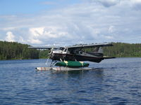 C-GKBW - deHavilland DHC-2 Beaver - s/n 310.  Owned and operated by Kashabowi Outposts in Atikokan, Ontario - by Laura Marxen