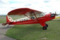 D-EDMU - Piper J-3C Cub - by Volker Hilpert