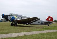 HB-HOT - Junkers Ju 52/3m of Ju-Air - by Volker Hilpert