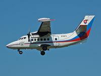 2421 @ KRK - Slovak Air Force - by Artur Bado?