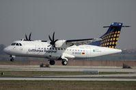 D-BOOO @ STR - Aérospatiale ATR-42-500 - by Volker Hilpert