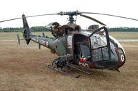 1088 - Aérospatiale SA.341 Gazelle - by Volker Hilpert