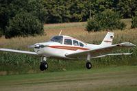 D-ELOU - Beechcraft Model A23 - by Volker Hilpert