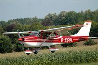D-ECSL - Cessna 172 - by Volker Hilpert
