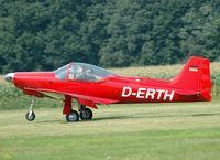 D-ERTH - Aeromere F8L Falco - by Volker Hilpert