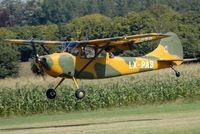 LX-PAB - Cessna L-19