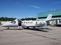 166714 @ KPVD - Cessna UC-35D - by Mark Pasqualino