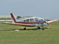 G-BFDK @ EGBP - Piper PA-28-161 Warrior II