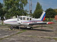 G-OPME @ EGBS - Piper PA-31 250 Aztec - by Robert Beaver